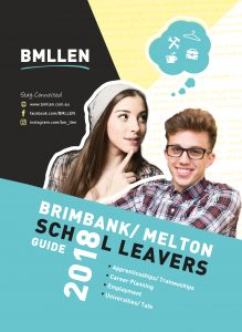 2018 Brimbank/Melton School Leavers Guide