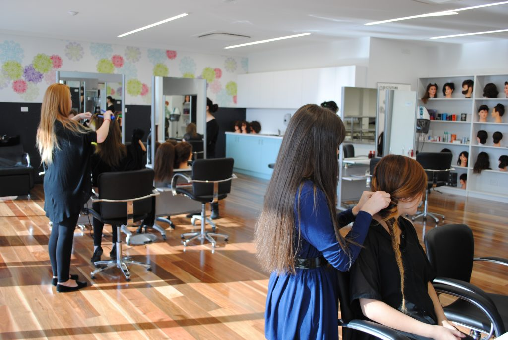Marian College-Hairdressing