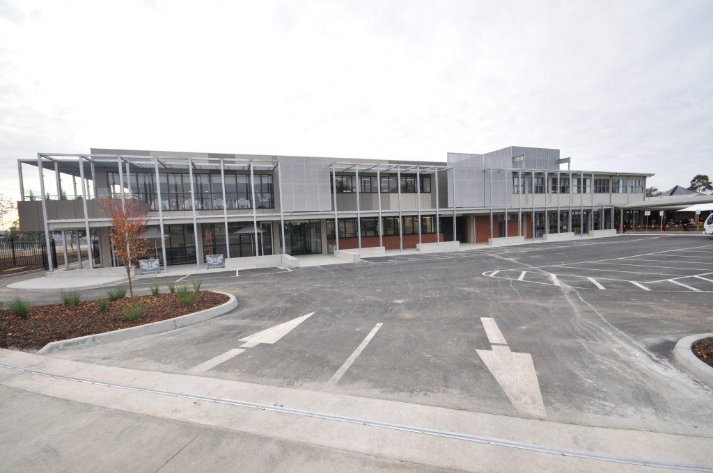 CRC Sydenham-Trade Training Centre