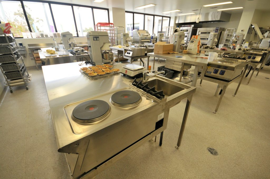 CRC Sydenham-Pastry Baking Kitchen