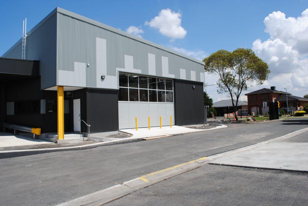 Keilor Downs College-Building-Construction