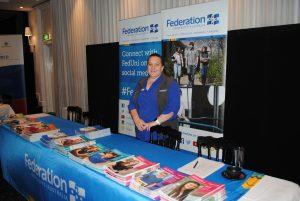 fed uni exhibitors